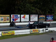 Lebanon Valley Day at the Drags
