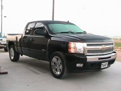 The 2007 SS truck