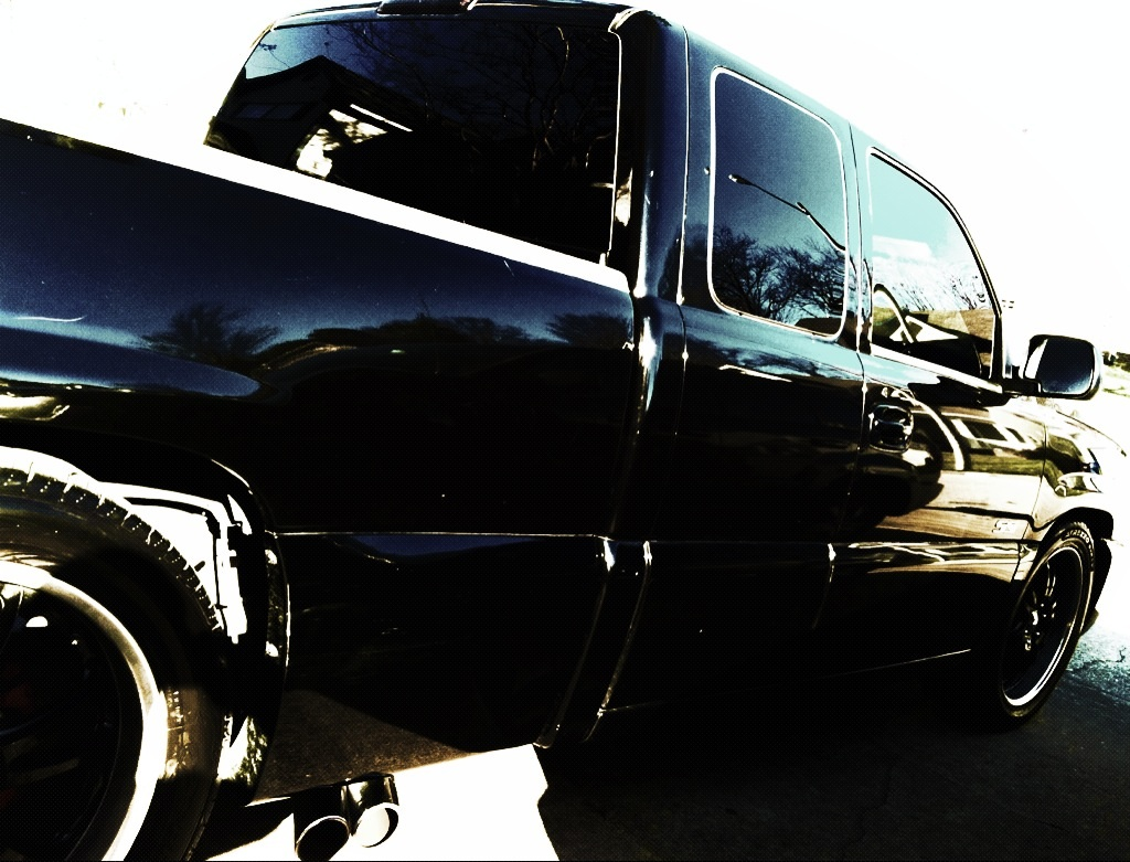 Ironhide...haha that's what my bro called her.