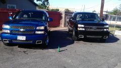 mine and friends ss