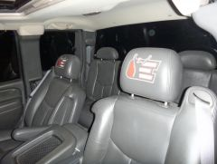 Ss interior with back seats