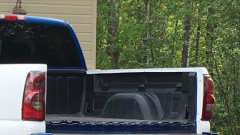 will need to trim for tailgate fitment