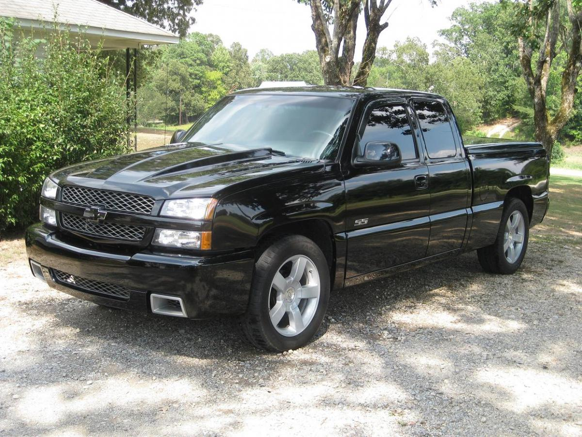 chevy silverado ss 2003 for sale autos post. Black Bedroom Furniture Sets. Home Design Ideas