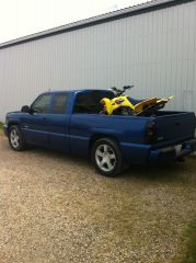 My ss and ltr 450