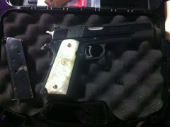 Colt 45 1911 gold cup series 70