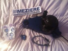 Meziere 55 GPM high flow electric water pump