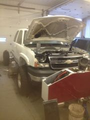 A customers 2.6 pull truck