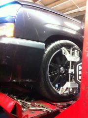 new tires kdw are on