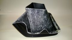 brake ducts made out of fiberglass